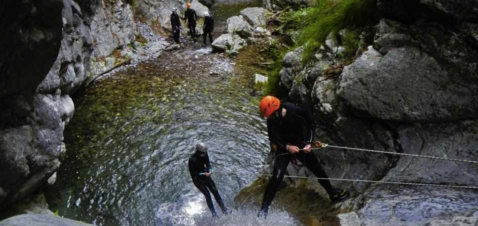 canyoning-around-lake-como
